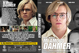 My Friend Dahmer - Mi Amigo Dahmer - Cover DVD